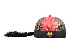 Chinese cap Royalty Free Stock Photo