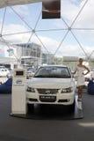 Chinese car Solano EV Royalty Free Stock Image