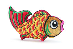 Chinese Carp Ornament Stock Images