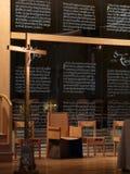 Chinese catholic church Royalty Free Stock Image