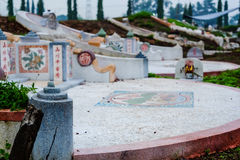 The Chinese cemetery Stock Photo