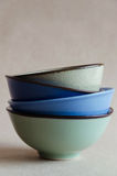 Chinese Ceramic Bowl. Chinese ceramic bowl is normal appliance in Asis kitchen Royalty Free Stock Photos