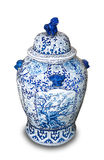 Chinese Ceramic Vases Stock Image