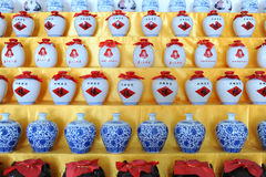 Chinese ceramic2. Chinese ceramic  various shapes and sizes Stock Photo
