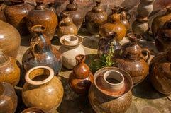 Chinese ceramics Stock Photography