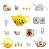 Chinese ceramics product icon Royalty Free Stock Photos