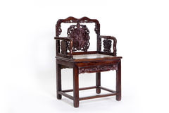 Chinese chair Royalty Free Stock Photography