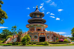 Chinese chapel Stock Photography