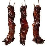 Chinese char siew roast pork Stock Image