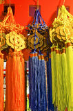 Chinese charms. Picture of chinese charms used for luck Royalty Free Stock Images