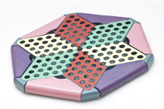 Chinese checkers Stock Images