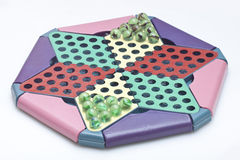 Chinese checkers Royalty Free Stock Photography