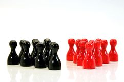 Chinese checkers Royalty Free Stock Image