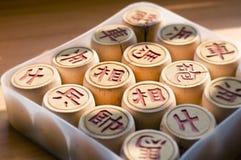 Chinese Chess Royalty Free Stock Photo