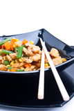 Chinese chicken Stock Photography