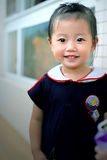 the chinese child Stock Photo