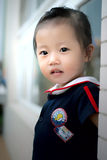 the chinese child Stock Image