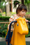 the chinese child Royalty Free Stock Images