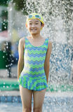 Chinese child  Royalty Free Stock Photo