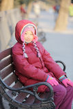 Chinese child Stock Image
