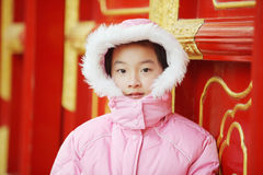 Chinese child Royalty Free Stock Photography