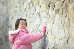 Chinese child Stock Photos