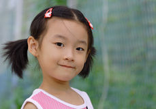 chinese child lovely royalty free stock image