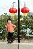 Chinese children Royalty Free Stock Photos