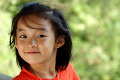 Chinese children Royalty Free Stock Images