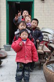 Chinese children Stock Image