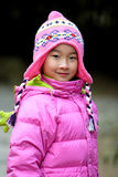 chinese children beautiful Stock Photography