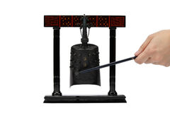 Chinese chimes Stock Image