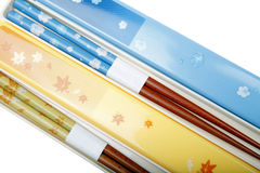 Chinese chopsticks Royalty Free Stock Images