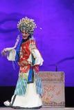 Chinese Chu opera performer Stock Photography