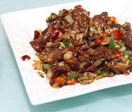 Chinese Chuan Food Stock Image
