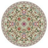 Chinese circular pattern Stock Image