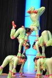 Chinese circus Stock Image