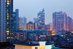 Chinese City Stock Photography