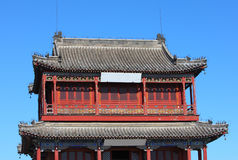 Chinese classic building Royalty Free Stock Images