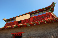 Chinese classic building Stock Photo