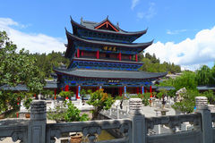 Chinese classic building Stock Photography