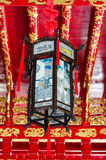 Chinese classic lantern Stock Photo