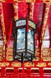 Chinese classic lantern. The Chinese classic of  lantern Stock Photo