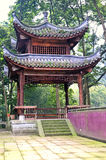 Chinese classic pavilion Stock Images
