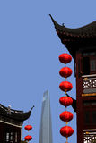 Chinese Classical Architecture Stock Image