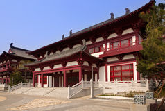 Chinese Classical Architecture. Located in Changchun Jilin China Stock Image