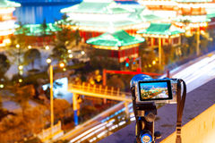 Chinese Classical Architecture Royalty Free Stock Photography