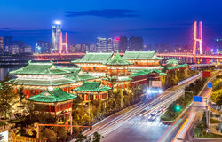 Chinese Classical Architecture Royalty Free Stock Images
