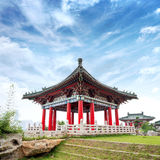 Chinese Classical Architecture Stock Photography