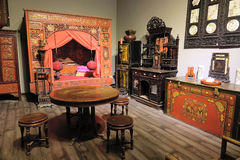 Chinese classical furniture Royalty Free Stock Image